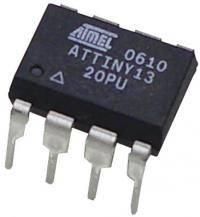 ATtiny13 микроконтроллер