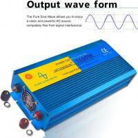 Inverter IPOWER 24 - 220V 1500W pure sine style=