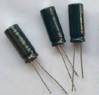 Конденсатор 2200 мкФ - 16 В