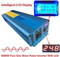 Inverter IPOWER 24 - 220V 3000 W pure sine style=