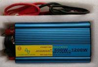 Inverter IPOWER 12 - 220 V 600 W / 1200W pure sine