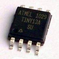 AtTiny13 smd микроконтроллер