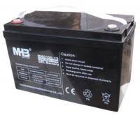 Аккумуляторная батарея MHB AGM 100 Ач 12 В style=