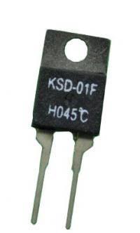 Ksd-01f 45  нормально замкнутий термостат