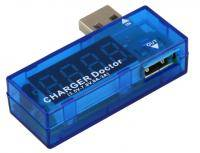 USB current and voltage tester