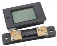 Цифровой измеритель (амперметр, вольтметр, ваттметр, счетчик)