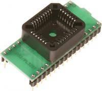 PLCC32 - DIP32 переходник