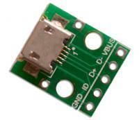 Fee adapter microUSB - DIP