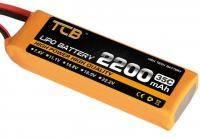 TCB 3S 2200 мАч  аккумулятор авиамодели style=