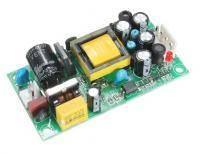 AC / DC converter 12 V, 5 V (dual output)