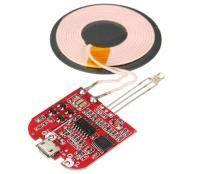 Qi беспроводное зарядное устройство PCBA
