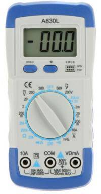 Multimeter A830L style=
