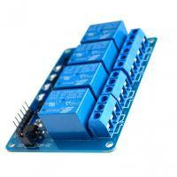 Relay Module 4 Channel 5V for Arduino PIC ARM AVR