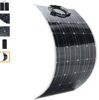 Гнучка сонячна панель Sun Power 100W style=