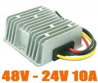 Waterproof buck converter 48 В - 24 V