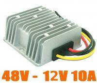 Waterproof buck converter 48 В - 12