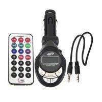 Car Mp3-Player Wireless FM Transmitter Modulator USB