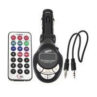 Автомобільний Mp3-плеєр Бездротовий FM Передавач Модулятор USB