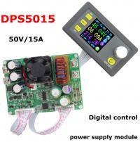 DPS5015 понижающий программируемый источник питания (лабораторный блок питания)