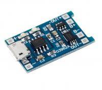 TP4056 module with protection